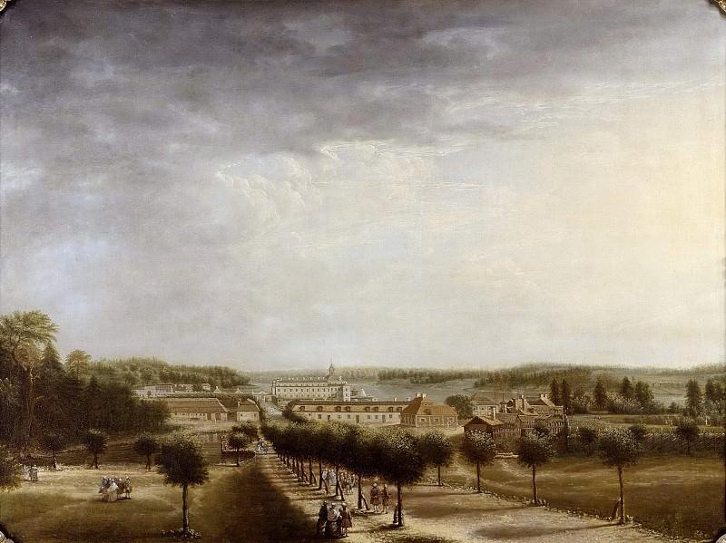 Ulriksdal Castle. Johan Sevenbom (Attributed)