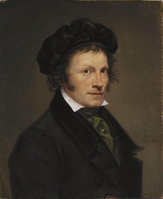 The German Artist Franz Riepenhausen. Olof Johan Sodermark
