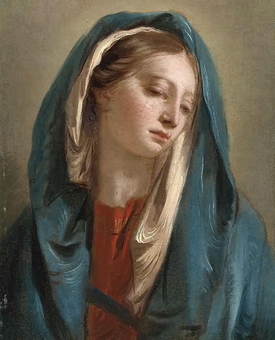 MARY MAGDALENE. Giovanni Battista Tiepolo