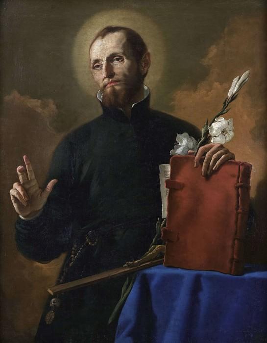 Святой Каэтан Тиенский. Джованни Баттиста Тьеполо