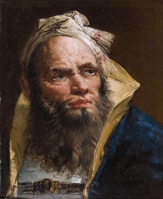 Голова философа. Джованни Баттиста Тьеполо