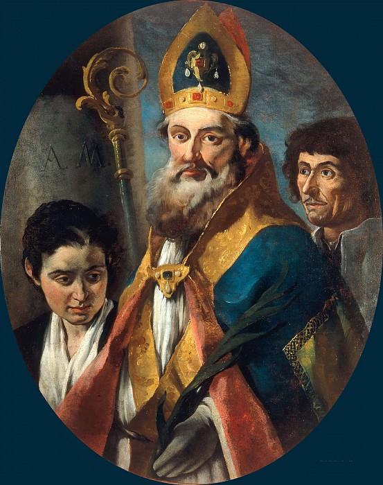 Saint Blaise. Giovanni Battista Tiepolo