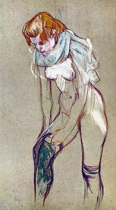 img321. Henri De Toulouse-Lautrec