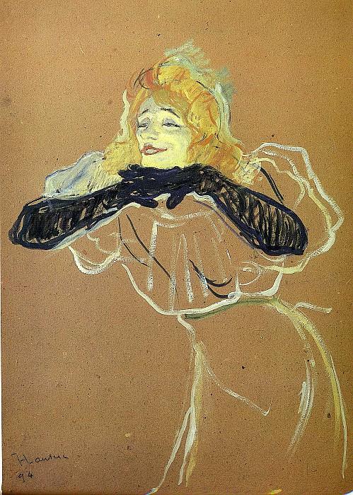 lautrec (6). Henri De Toulouse-Lautrec