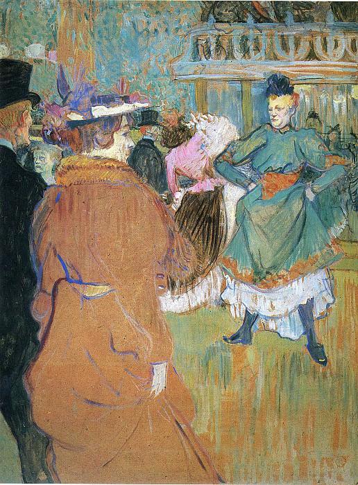 lautrec (3). Henri De Toulouse-Lautrec