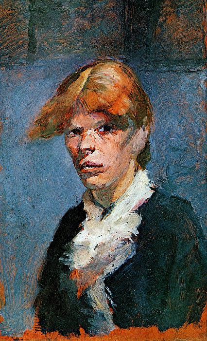 Toulouse-Lautrec de Henri Carmen la Rousse Sun. Henri De Toulouse-Lautrec