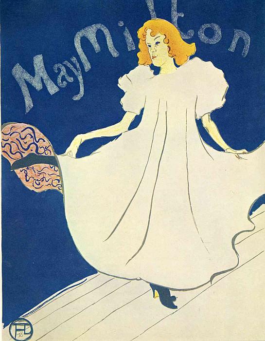 img313. Henri De Toulouse-Lautrec