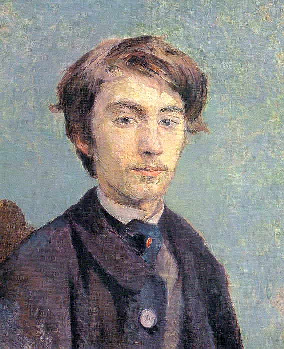 Portrait of the Artist Emile Bernard, 1886,. Henri De Toulouse-Lautrec