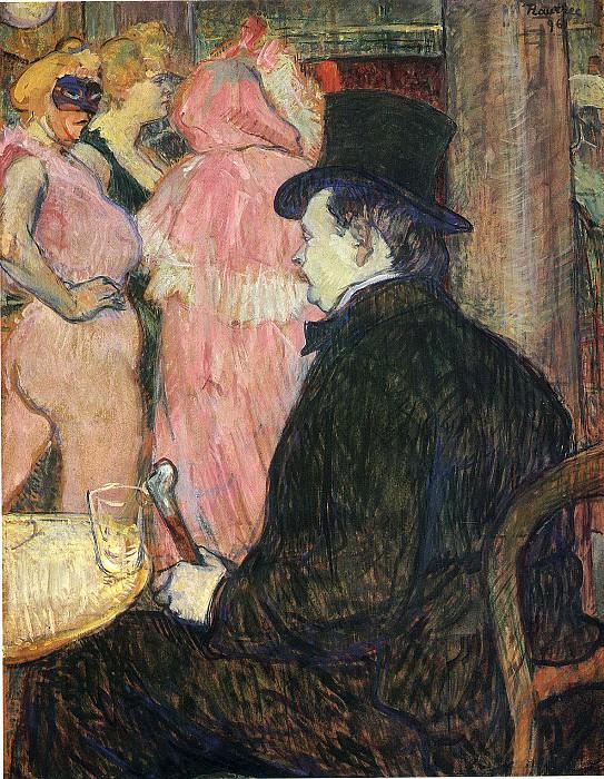 lautrec (8). Henri De Toulouse-Lautrec