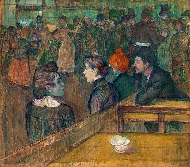 img305. Henri De Toulouse-Lautrec