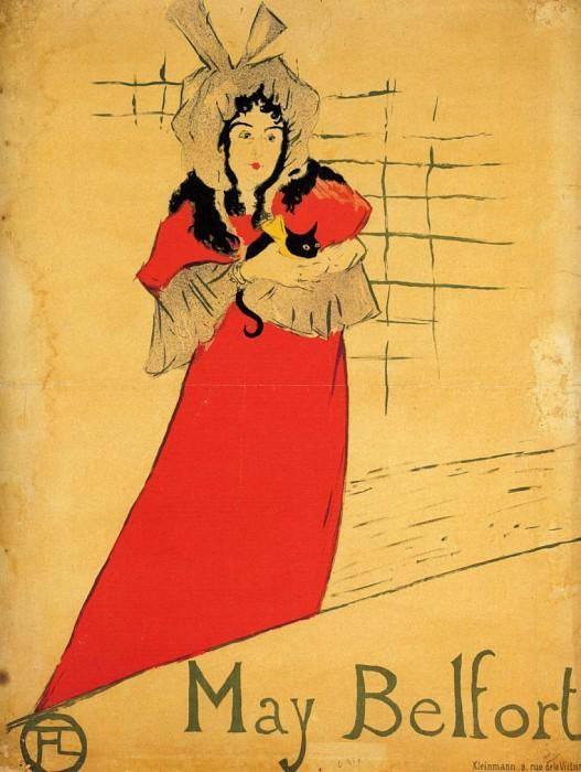 #31290. Henri De Toulouse-Lautrec