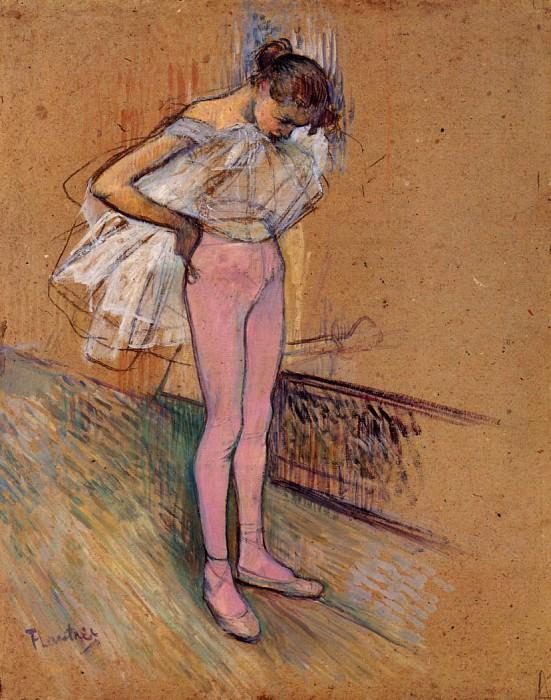 #31277. Henri De Toulouse-Lautrec