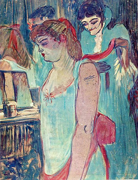img318. Henri De Toulouse-Lautrec