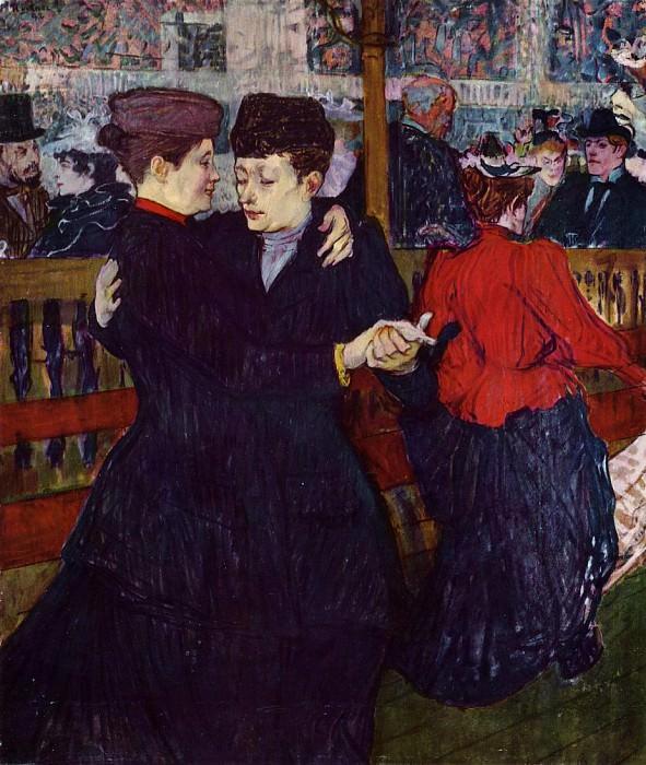 #31273. Henri De Toulouse-Lautrec