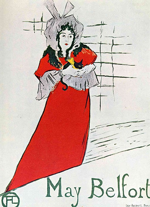 img312. Henri De Toulouse-Lautrec