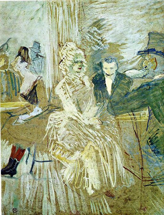 img300. Henri De Toulouse-Lautrec