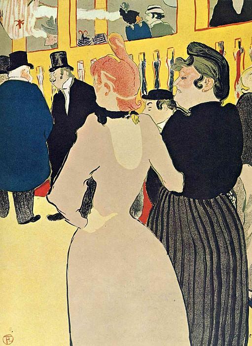 img304. Henri De Toulouse-Lautrec