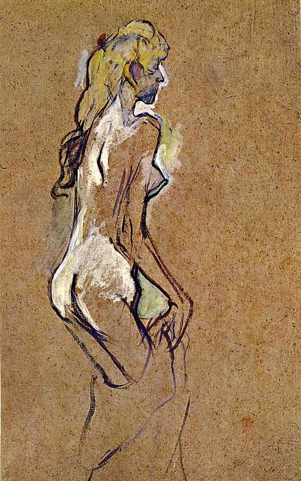 img319. Henri De Toulouse-Lautrec