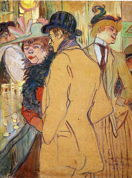 lautrec (7). Henri De Toulouse-Lautrec