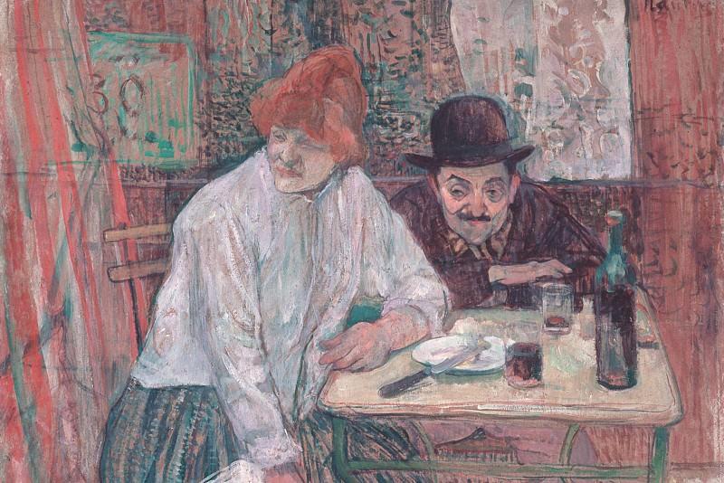 - la Mie, Toulouse-Lautrec, 1891 - 1600x1200 - ID 8053. Henri De Toulouse-Lautrec