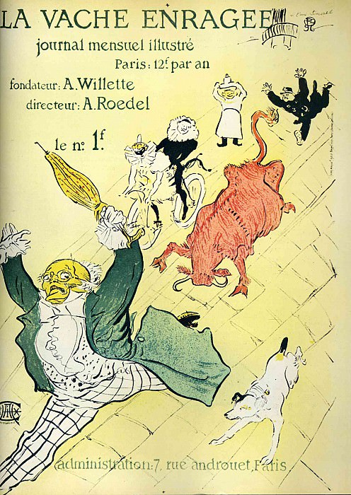 img337. Henri De Toulouse-Lautrec