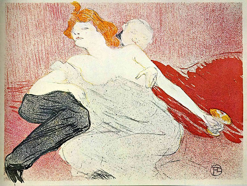 img333. Henri De Toulouse-Lautrec