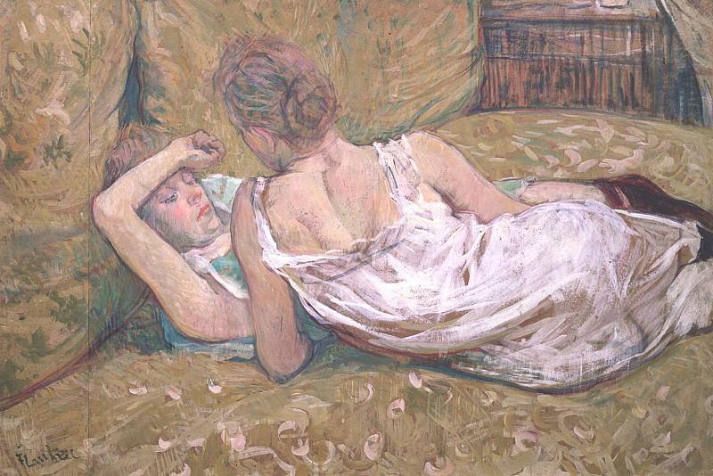 Two Friends, Toulouse-Lautrec - 1600x1200 - ID 8050. Henri De Toulouse-Lautrec