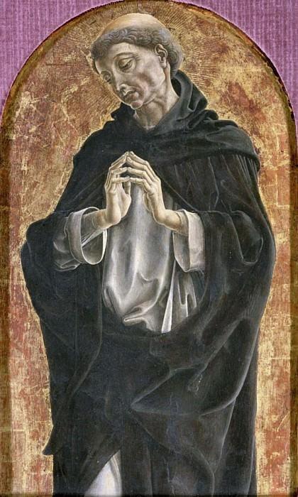 Святой Доминик. Козимо Тура