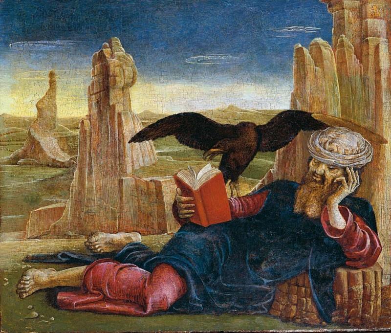 Св. Иоанн Патмосский (Сан-Джованни в Патмосе). Козимо Тура
