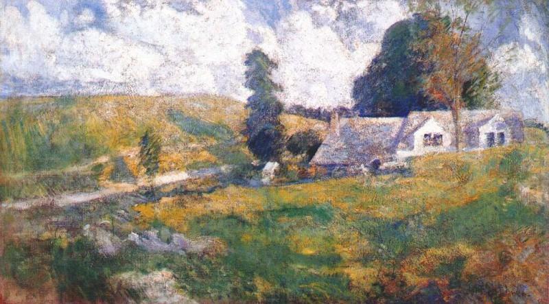 twachtman summer late-1890s. John Henry Twachtmann