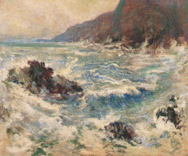twachtman sea scene 1893. John Henry Twachtmann