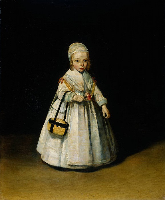 Helena van der Schalcke. Gerard Terborch