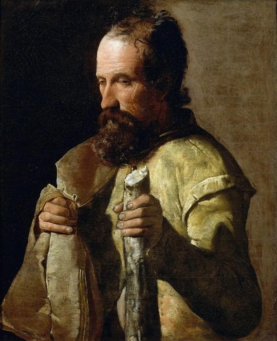 Saint James the Less. Georges de La Tour