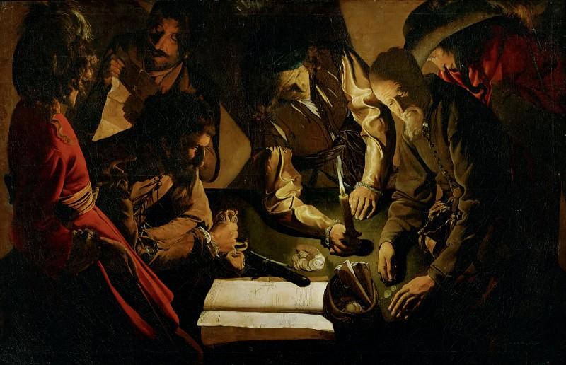 Платеж (Расчет). Жорж де Латур