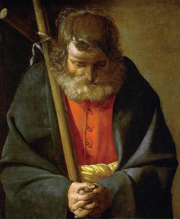 The Apostle Philip. Georges de La Tour