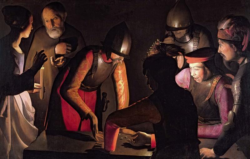 Отречение святого Петра. Жорж де Латур