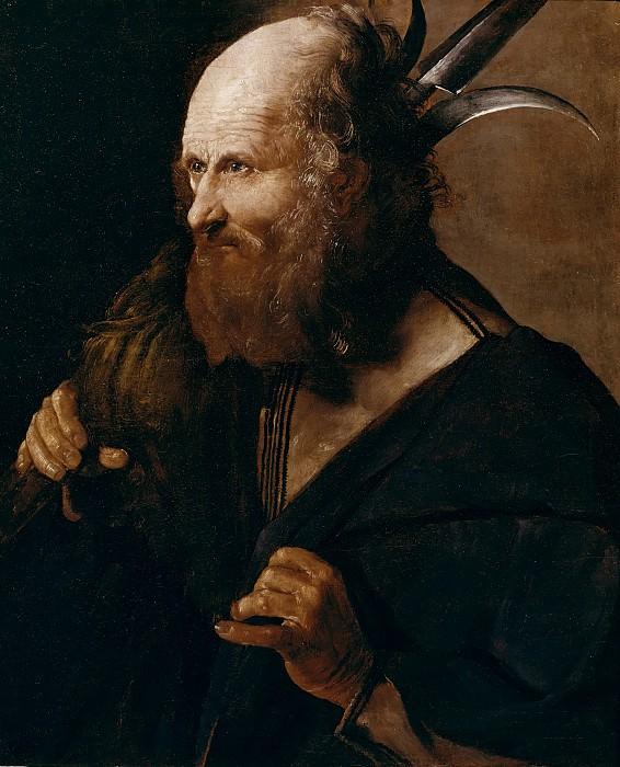 St. Jude Thaddeus. Georges de La Tour