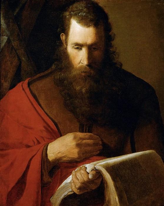 Апостол Андрей. Жорж де Латур