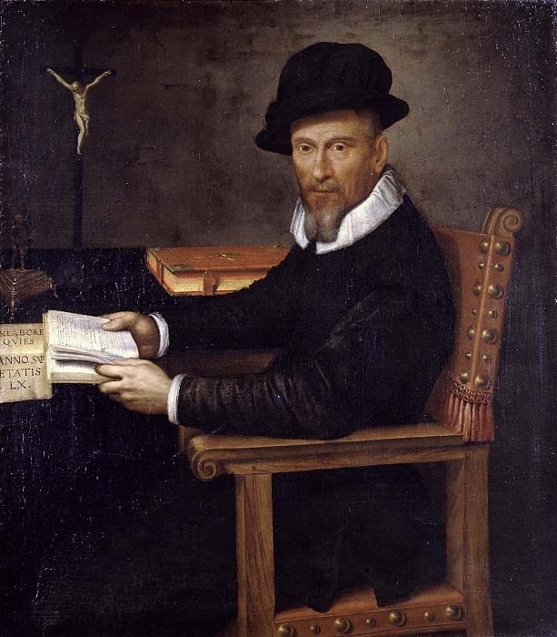 Портрет мужчины. Талпино (Энеа Салмеджиа)