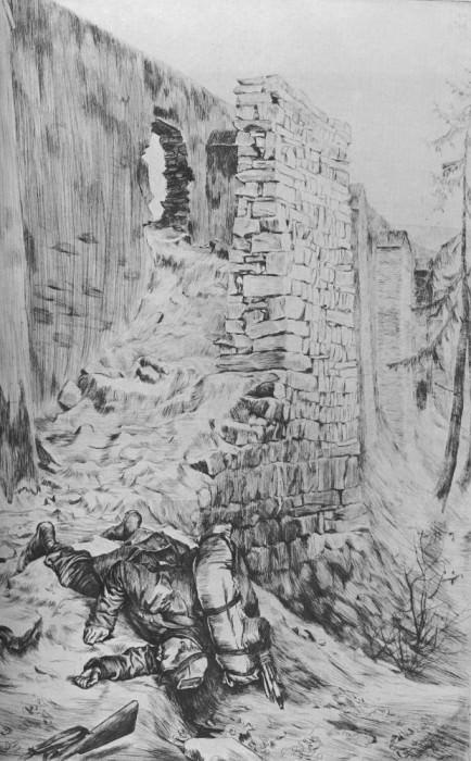 Tissot Le premier homme tue que j-ai vu Souvenir du siege de Paris. Jacques Joseph Tissot