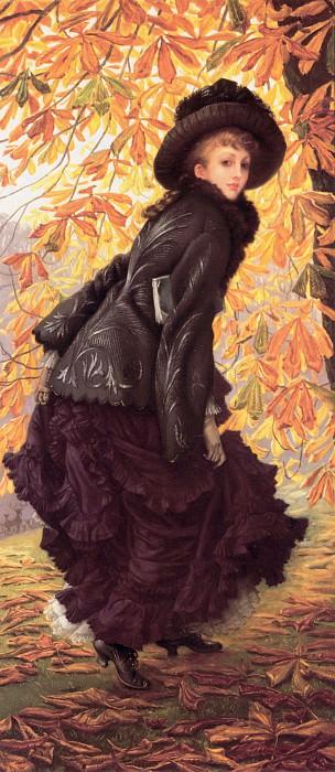 Tissot October. Jacques Joseph Tissot