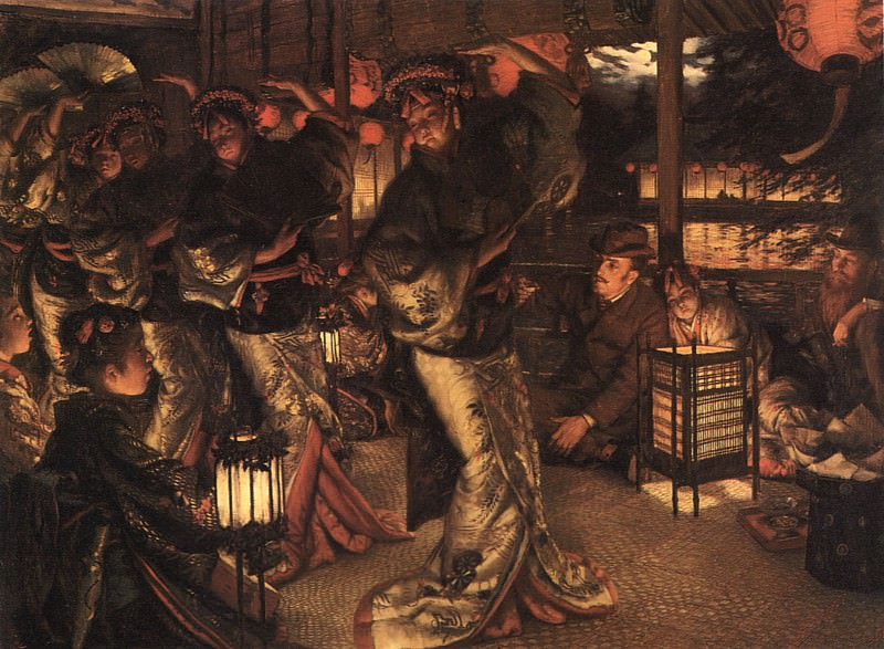 The Prodigal Son In Foreign Climes. Jacques Joseph Tissot