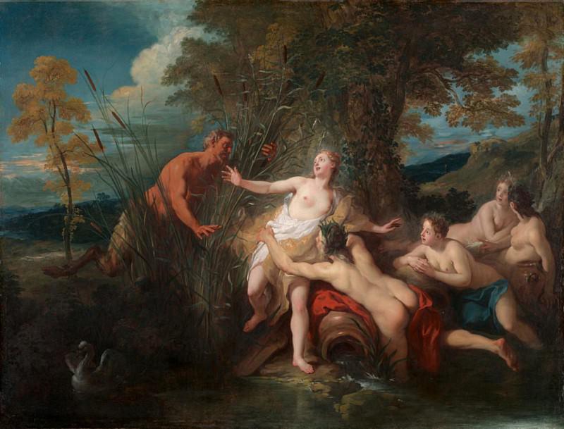 Пан и Сиринга. Жан-Франсуа де Труа