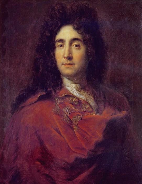 Автопортрет. Жан-Франсуа де Труа