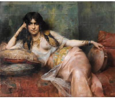 16. Henri Adriene Tanoux