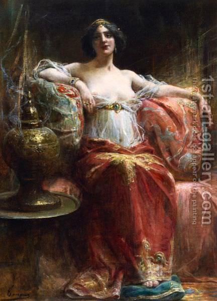 The Sultans Favorite. Henri Adriene Tanoux