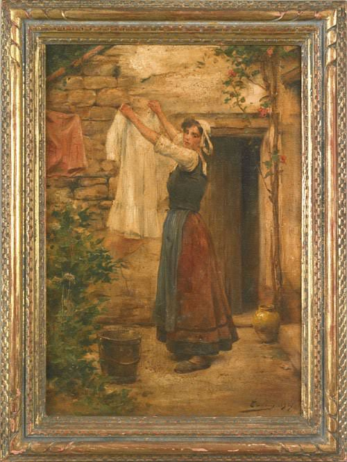 Tanoux 1907. Henri Adriene Tanoux