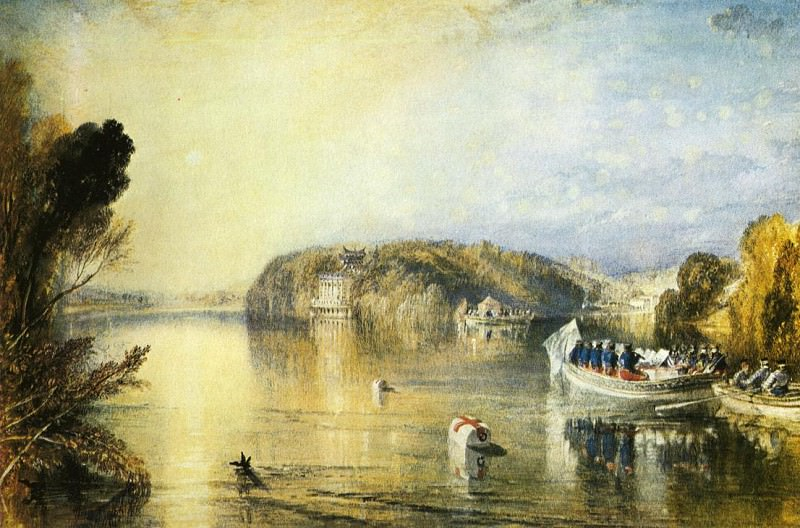 Turner Joseph Mallord William Virginia Water. Joseph Mallord William Turner
