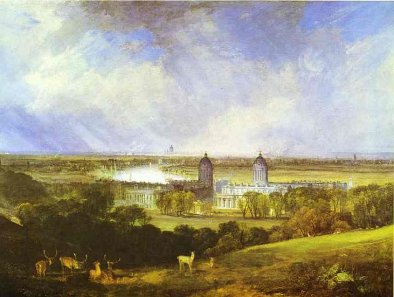 William Turner - London. Joseph Mallord William Turner