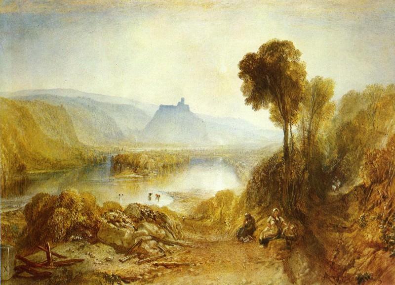 Turner Joseph Mallord William Prudhoe Castle Northumberland. Joseph Mallord William Turner